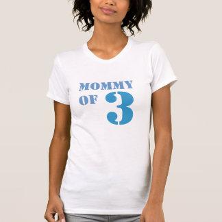 Mamma von drei t shirts