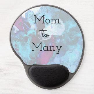 Mamma zu vielen gel mousepad