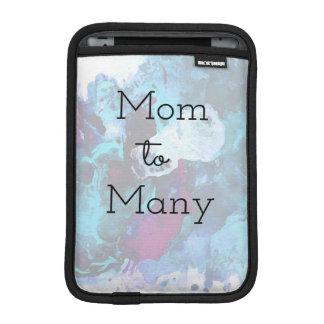 Mamma zu vielen sleeve für iPad mini