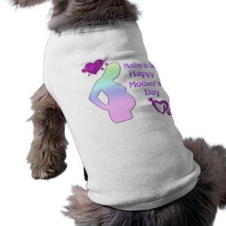 Mamma, zum Haustier-Kleidung der Mutter zu sein T-Shirt
