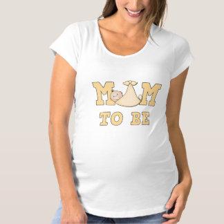 Mamma, zum T - Shirt zu sein