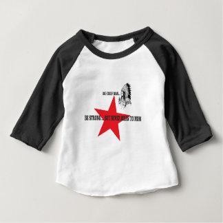 Mammaweichheit bc baby t-shirt