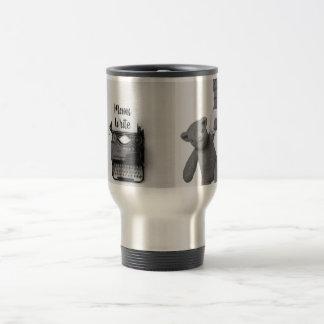 Mammen schreiben Kaffee-Tasse Reisebecher