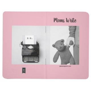 Mammen schreiben Taschen-Zeitschrift Taschennotizbuch
