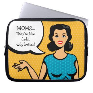 Mammen verbessern Laptop-Kasten Laptopschutzhülle