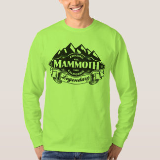 Mammoth- Mountainemblem T-Shirt