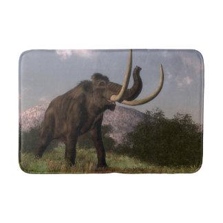 Mammut - 3D übertragen Badematte