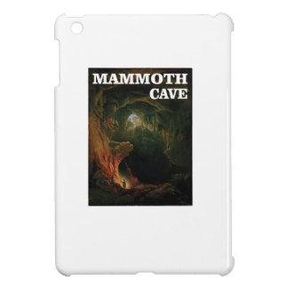 Mammuthöhlenbraun iPad Mini Hülle
