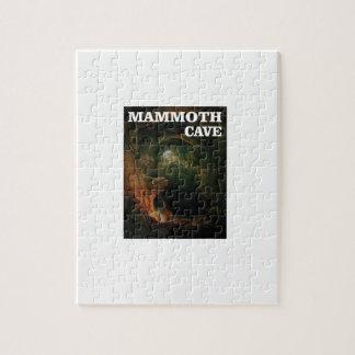 Mammuthöhlenbraun Puzzle
