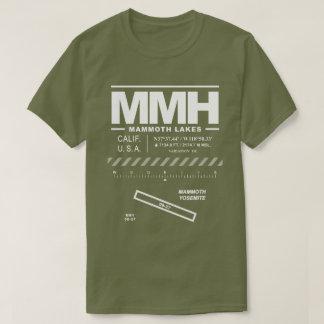MammutT - Shirt yosemite-Flughafen-MMH