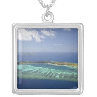 Mana Insel und Korallenriff, Mamanuca Inseln Versilberte Kette