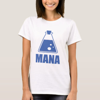 Mana Sammlung durch Druide-Entwurf T-Shirt