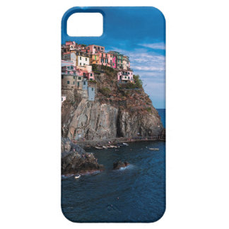 Manarola, cinque terre. Italien iPhone 5 Hülle