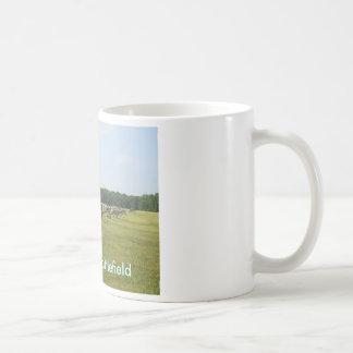 Manassas Schlachtfeld - ziviler Krieg Kaffeetasse