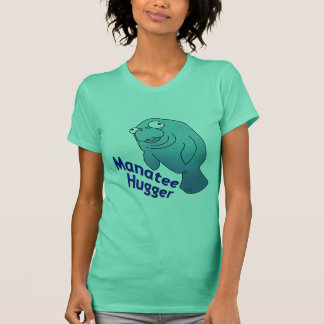 Manatis Hugger T-Shirt