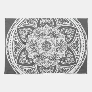 Manatis-Mandala Handtuch