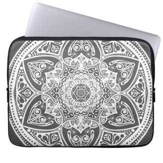 Manatis-Mandala Laptop Sleeve