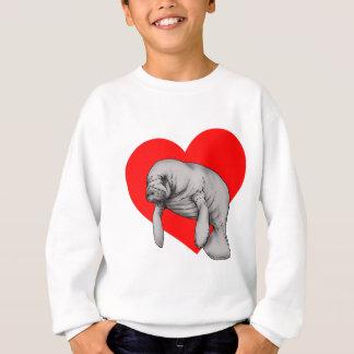 Manatiskunst Sweatshirt