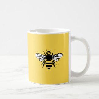 Manchester-Biene Kaffeetasse