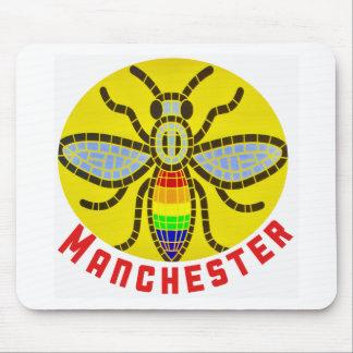 Manchester-Biene Mousepad
