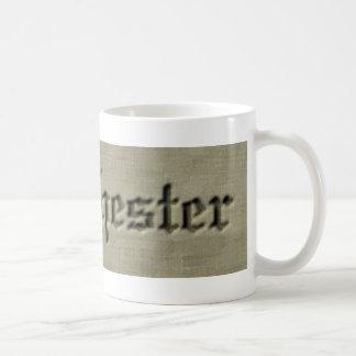Manchester Co Kaffeetassen