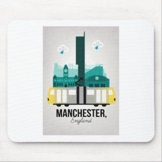 Manchester Mousepad