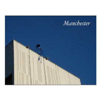 Manchester Postkarte