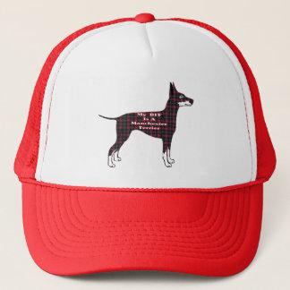 Manchester-Terrier BESTE FREUNDIN Geschenke Truckerkappe