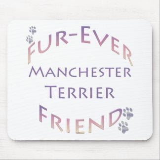 Manchester Terrier Furever Mousepad