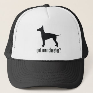 Manchester Terrier Truckerkappe