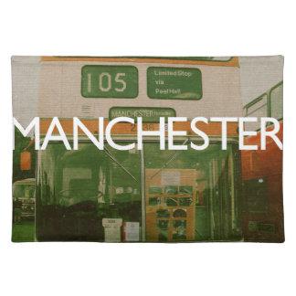 Manchester Tischset