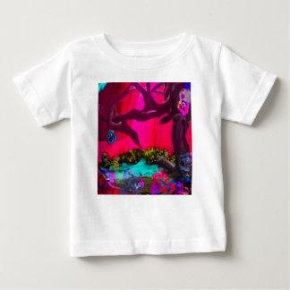 Manchmal kleiden die Natur oben an Baby T-shirt