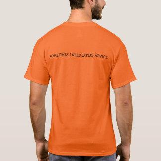 MANCHMAL SPRECHE ICH MIT MICH T - Shirt