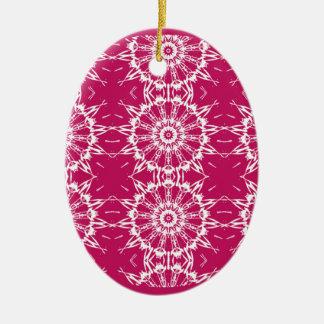 mandala223 keramik ornament