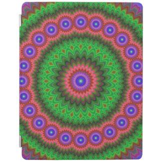 Mandala-Blumenblumenstrauß iPad Hülle
