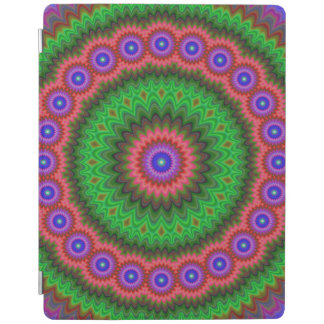 Mandala-Blumenblumenstrauß iPad Smart Cover