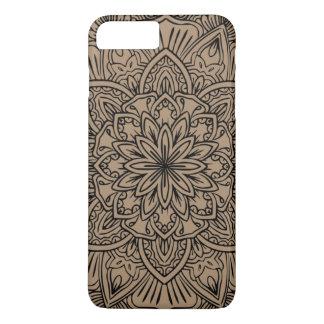 Mandala-Entwurf iPhone 8 Plus/7 Plus Hülle