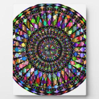 Mandala-Geschenke Fotoplatte