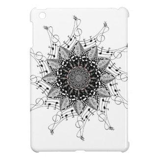 Mandala-Kunst iPad Mini Hülle