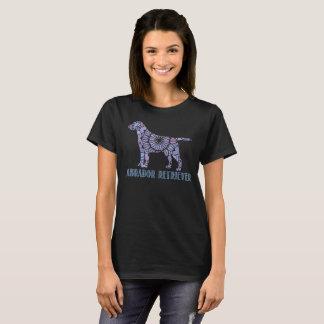 Mandala-Labrador-Retriever-T - Shirt
