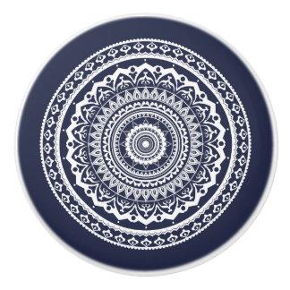Mandala ließ SeeSet Sie frei Keramikknauf