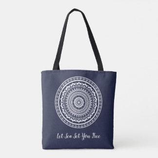 Mandala ließ SeeSet Sie frei Tasche