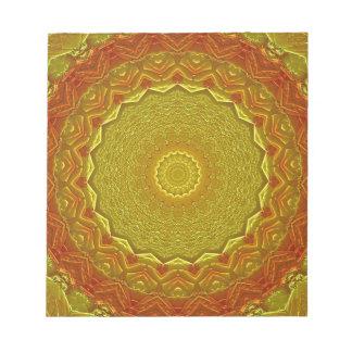 Mandala Notizblock