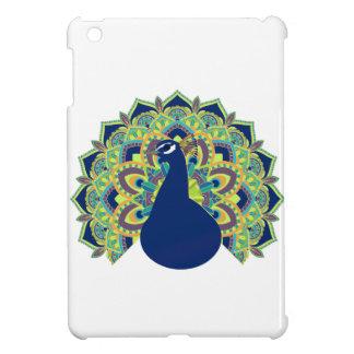 Mandala-Pfau iPad Mini Hülle