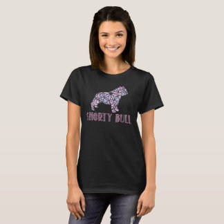 Mandala Shorty Stier T - Shirt
