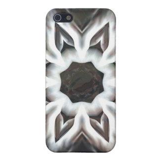 Mandala-Speck-Kasten durch emkpainter Schutzhülle Fürs iPhone 5