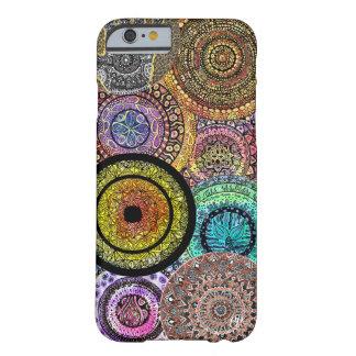 Mandala-Telefon-Kasten Barely There iPhone 6 Hülle