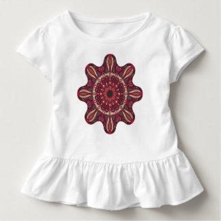 Mandalaentwurf Kleinkind T-shirt