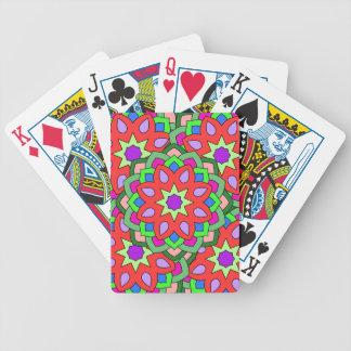 Mandalas Bicycle Spielkarten