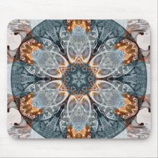 Mandalas für Zeiten der Geschenke des Übergangs-14 Mousepads